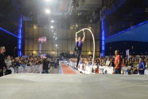 Lentos-Jump – neuer spektakulärer Sportevent in Linz